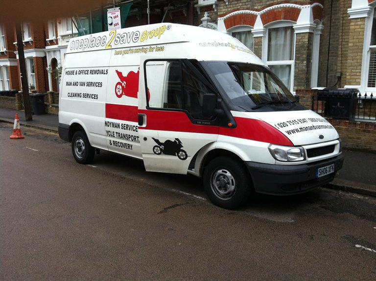 London house removals Man and Van